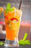 Mango mojito Stock Image