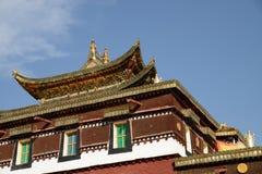 Mango monastery Royalty Free Stock Photo