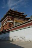 Mango monastery Stock Image