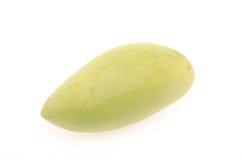 Mango på vitbakgrund Royaltyfria Bilder