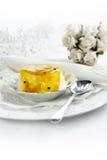 Mango and Passion Fruit Cascade Royalty Free Stock Photo