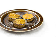 Mango pastry Stock Photography