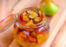 Mango Pickle Royalty Free Stock Image