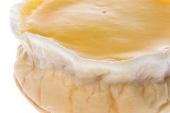 Mango Pudding Isolated Stock Images