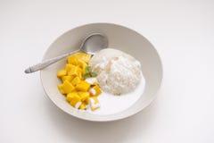 Mango rice Stock Photo