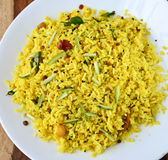 Mango Rice Stock Image