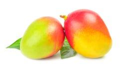 Mango rosso Fotografia Stock