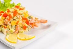 Mango Salad Royalty Free Stock Photos