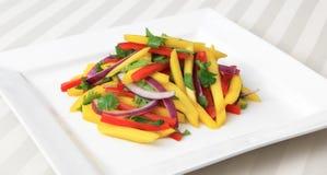 Mango Salad Stock Image