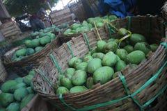 Mango seller Stock Photos
