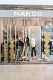 Mango sklep przy Megą Bangna, Bangkok, Tajlandia, Oct 18, 2017 Zdjęcie Royalty Free