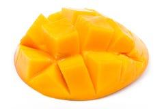 Mango slice Stock Image