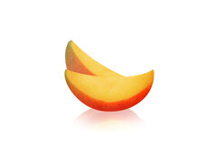 Mango Slices Royalty Free Stock Images