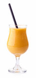 Mango smoothie Royalty Free Stock Photo