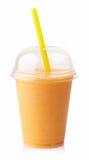 Mango smoothie Stock Photography