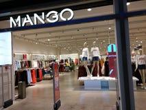 Mango-Speicher Lizenzfreie Stockfotografie