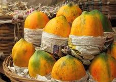 Mango squisito in India Immagine Stock