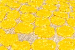Mango stir. Royalty Free Stock Images