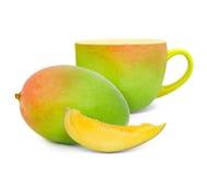 Mango tea Royalty Free Stock Photography