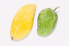 Mango (tropisk frukt) Royaltyfria Foton