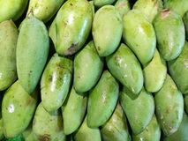 Mango verde Foto de archivo