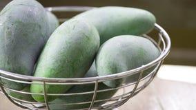 Mango von Thailand Stockfoto