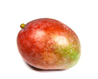 Mango on white background Royalty Free Stock Photo