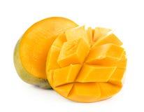 Mango on a white background Stock Photography