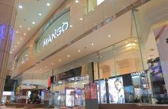 Mango womens clothing store Kaohsiung Taiwan Stock Photo