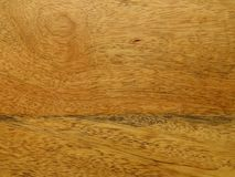 Mango wood grain resembling seascape. Stock Images