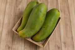 Mango : Tropical Fruit Stock Photo