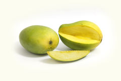 Mangoes Royalty Free Stock Photos