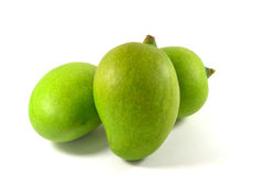 Mangoes fruit Stock Photography