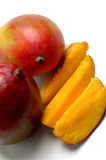 Mangofrüchte Lizenzfreie Stockfotografie