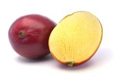Mangofrucht der tropischen Frucht Lizenzfreie Stockfotografie