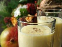 Mangofrucht Lassi Stockbild