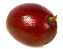Mangofrucht lokalisiert Stockbilder