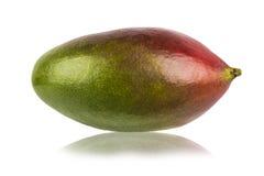 Mangofrucht lokalisiert auf weißem Hintergrund Lizenzfreies Stockfoto