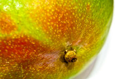 Mangofrucht-nahes hohes Lizenzfreies Stockfoto