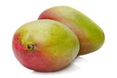 Mangofrucht zwei Stockfotos