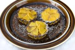 Mangofruchtgebäck Stockbild