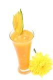 Mangofruchtsaft Lizenzfreies Stockfoto