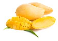 Mangofruit Royalty-vrije Stock Afbeeldingen