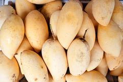 Mangohaufen Stockbild