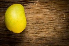 mangokleur Chartreuse Groen en geel naam yaikrom Aziatisch T Royalty-vrije Stock Fotografie
