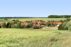 Mangoldsall in Hohenlohe Stock Photography