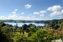 Mangonui  - Northland New Zealand NZ Royalty Free Stock Photos