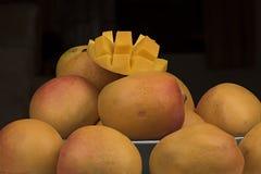 mangopflaume stockbild