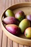 mangopflaumen Lizenzfreie Stockbilder