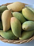 mangopflaumen Lizenzfreies Stockfoto